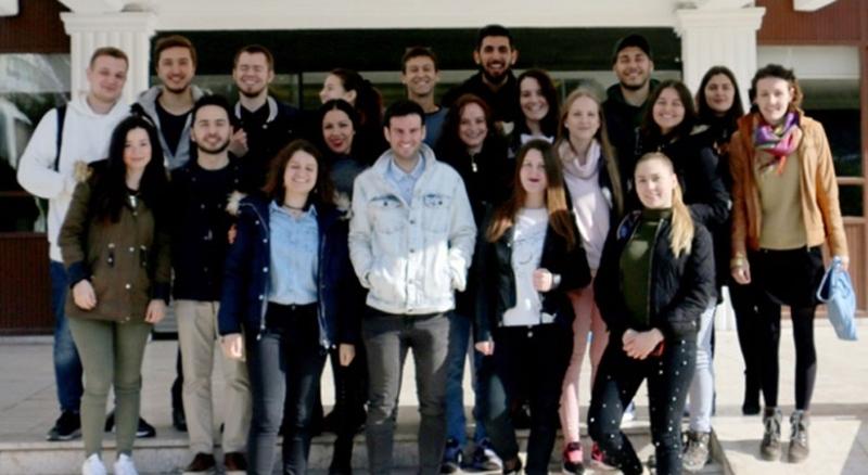 16 Uluslararası Öğrenci OMÜ ile Tanıştı