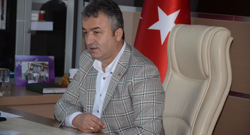 19 Mayıs Belediye Başkanı Topaloğlu'nun Kurban Bayramı mesajı