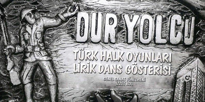 19 Mayıs'a özel 'Dur Yolcu' Lirik Dans Gösterisi