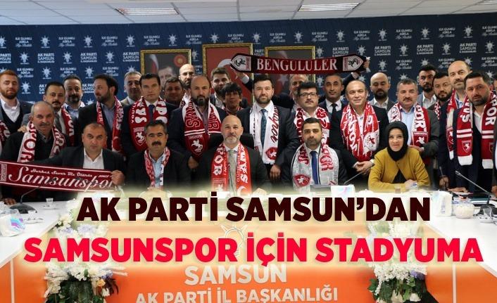 AK Parti Samsun'da Seçim Strateji Belirleme Toplantısı