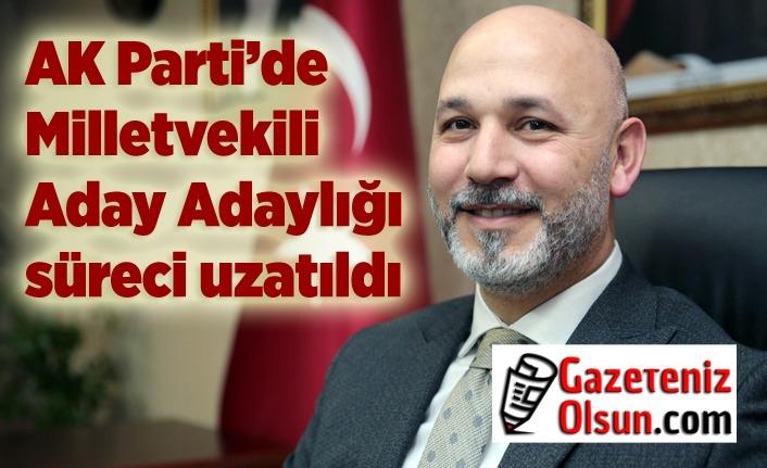 AK Parti Samsun milletvekili aday adayı isimleri