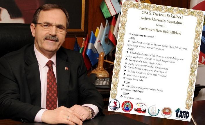 Bafra'da yöresel yemekler yarışması yapılacak