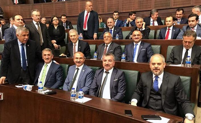 Başkan Akgül Salıpazarı için Ankara'da