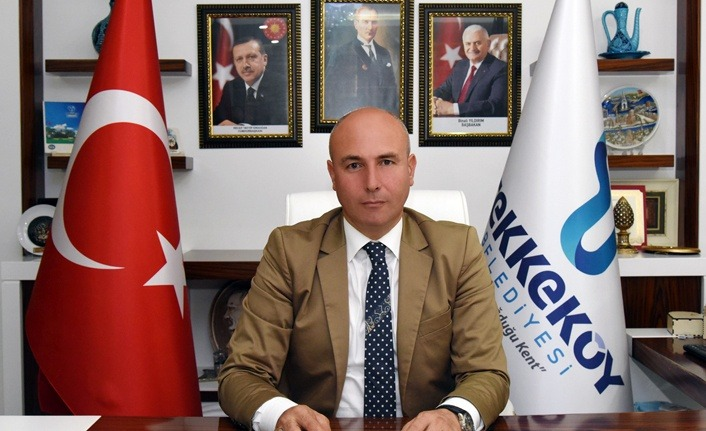 Başkan Hasan Togar'dan 23 Nisan mesajı