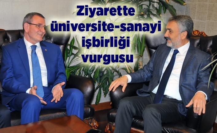 Başkan Murzioğlu: İşbirliğine her zaman hazırız