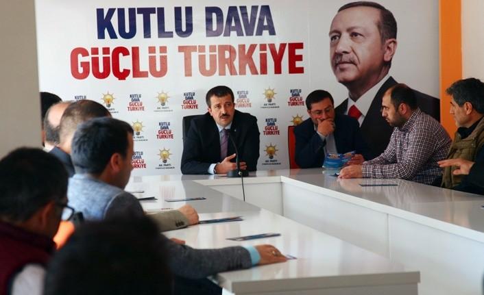 Bülent Turan 19 Mayıs'ta