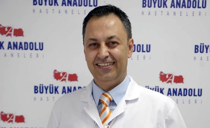 Büyük Anadolu Hastaneleri'nden Göz Alerjisi Uyarısı