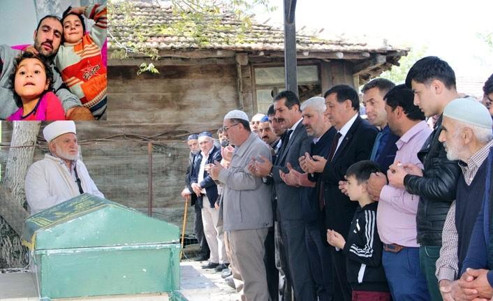 Havza Belediyesi personeli son yolculuğuna uğurlandı