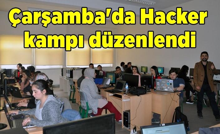 İkinci Ulusal Hacker Eğitim Kampı Çarşamba'da düzenlendi