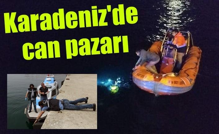 Üniversite öğrencileri denizde boğuldu