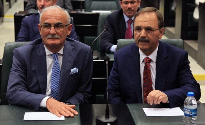 Samsun Büyükşehir Belediye Başkanlığına Zihni Şahin seçildi
