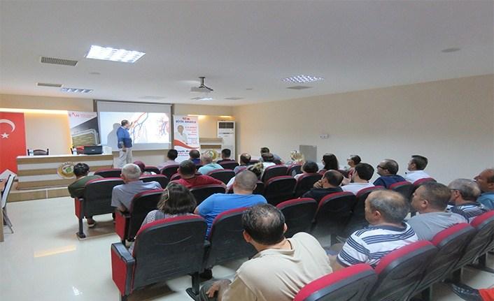 Büyük Anadolu Hastanesinde Sağlık Konferansı