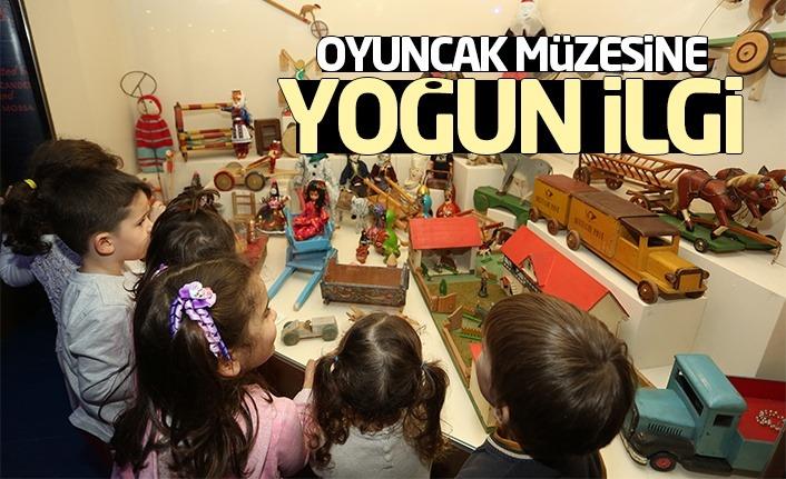 Oyuncak Müzesi'ne yoğun ilgi