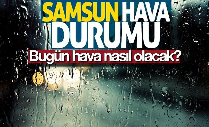 Samsun Hava Durumu 9.07.2018