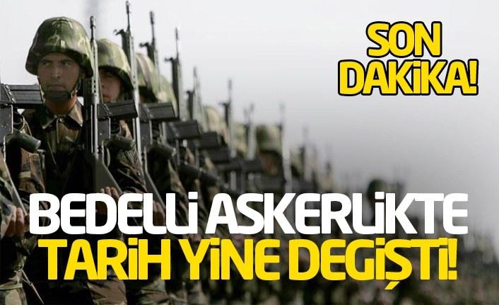 Son Dakika! Bedelli Askerlikte 1 Ocak 1994 Doğumlular da Yasa Kapsamına Alındı