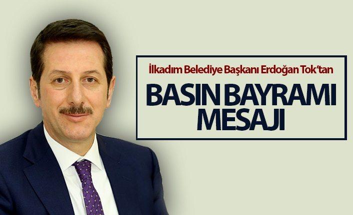 Tok'tan 24 Temmuz Gazeteciler ve Basın Bayramı mesajı