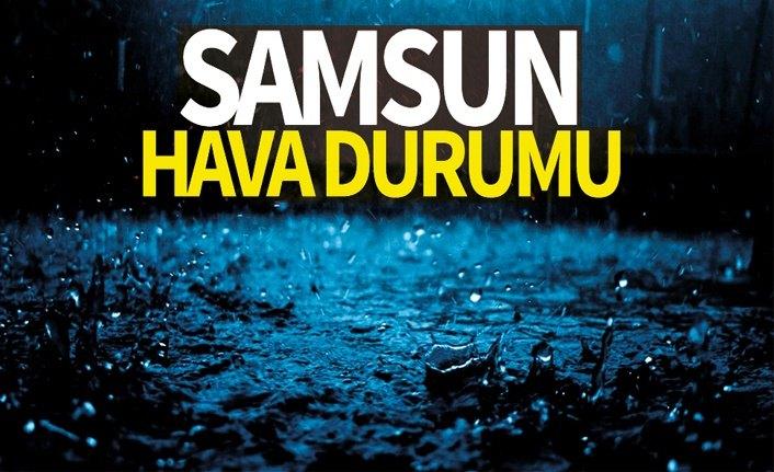 2 Ağustos 2018 Samsun hava durumu