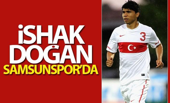 Samsunspor'a Süper Lig'den Bomba Transfer