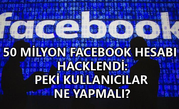 Facebook hesabı hacklenen kullanıcı ne yapmalı?