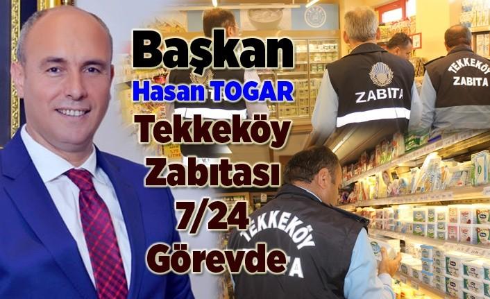 Tekkeköy Belediyesi Haksız Kazanca Karşı