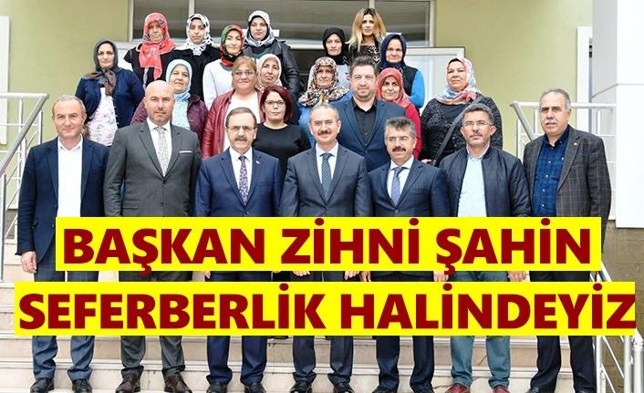 Büyükşehir Belediyesi'nden 118 milyon TL'lik yatırım