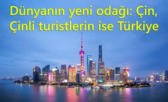 Dünyanın gözü Çin'de Çinliler ise Türkiye de