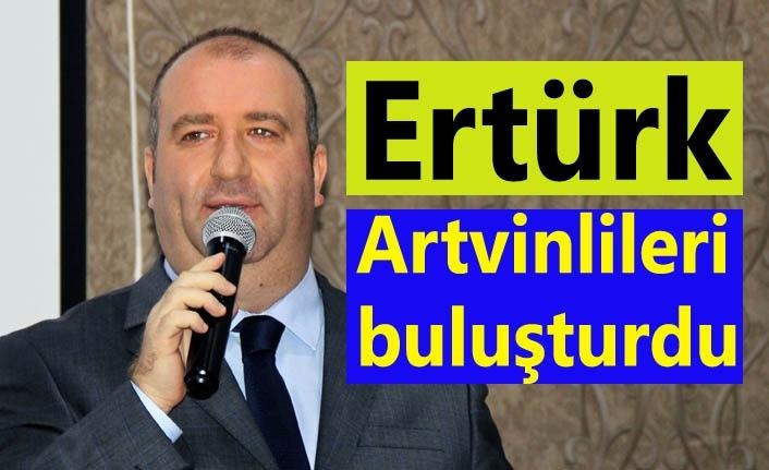 Atakum'da Artvinliler'in büyük buluşması