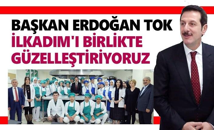 Başkan Erdoğan Tok'a Meslek Odaları'ndan tam destek