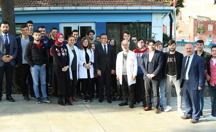 Başkan Genç'ten 'Değerler Okulu' projesi