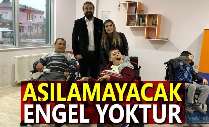 Liv Hospital Samsun Hastanesi Engelli Öğrencileri Ziyaret Etti