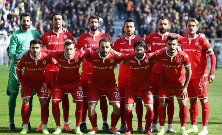 Amedspor Samsunspor maç sonucu: 3-2