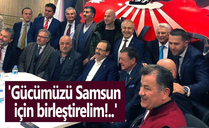 Başkan Zihni Şahin Ankara'da