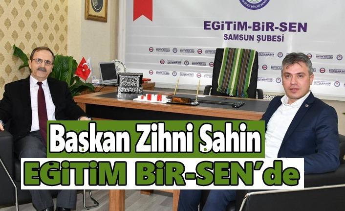 Başkan Zihni Şahin: STK'lar demokrasinin vazgeçilmezi