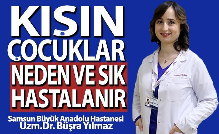 Büyük Anadolu Hastanesi Bilgilendiriyor Kışın çocuklar neden sık hastalanır?