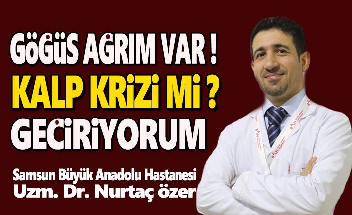 Büyük Anadolu Hastanesi Uyarıyor Kalp Krizi Belirtileri Nelerdir