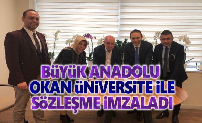 Büyük Anadolu,Hospitalpark ile Okan Üniversite Hastanesi İş Birliği