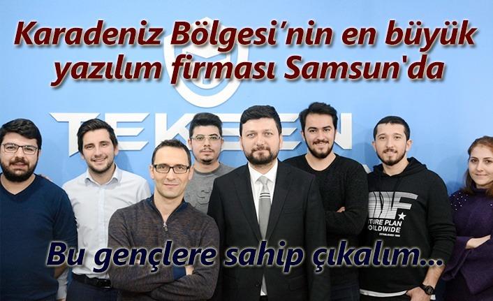 Büyük Başarı... Samsun'dan Almanya'ya Yazılım İhracatı