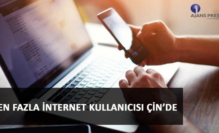 En fazla internet kullanıcısı hangi ülkede? Türkiye kaçıncı sırada!