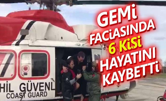 Gemi Faciasında 6 Kişi Hayatını Kaybetti