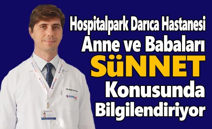 Hospitalpark Hastanesi Anne , Babalari Sünnet Konusunda Bilgilendiriyor