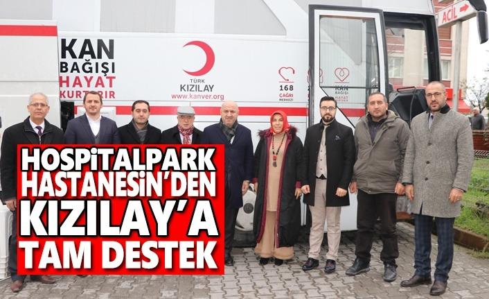 Hospitalpark Hastanesi'nden Türk Kızılay'ına Kan Bağışında Tam Destek!