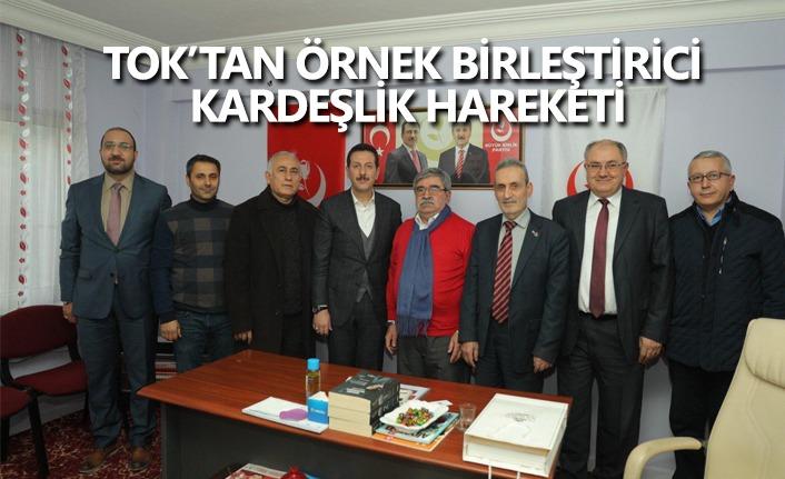 İlkadım'ın birleştirici gücü; Erdoğan Tok