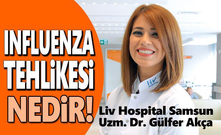Liv Hospital Bilgilendiriyor INFLUENZA Tehlikesi Nedir !