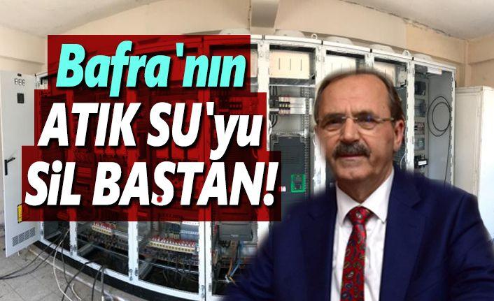 Samsun Büyükşehir, ilçelere yatırımda hız kesmiyor