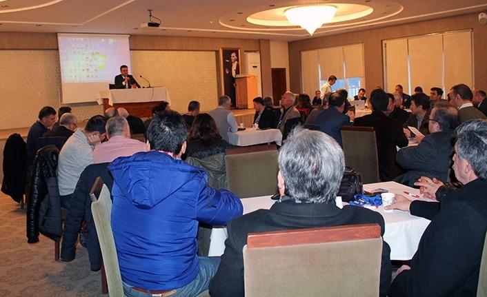 Samsun'da 2023 Eğitim Vizyonu Çalıştayı yapıldı