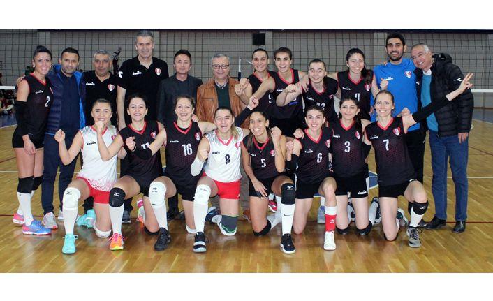 Samsun'un Sultanları Mardin'de kazandı 3-1