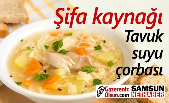 Tavuk suyu çorbası ile çocuklarınızı kış hastalığından koruyun!