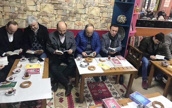Ufka Yolculuk Bilgi ve Kültür Yarışması kitap okuma programı
