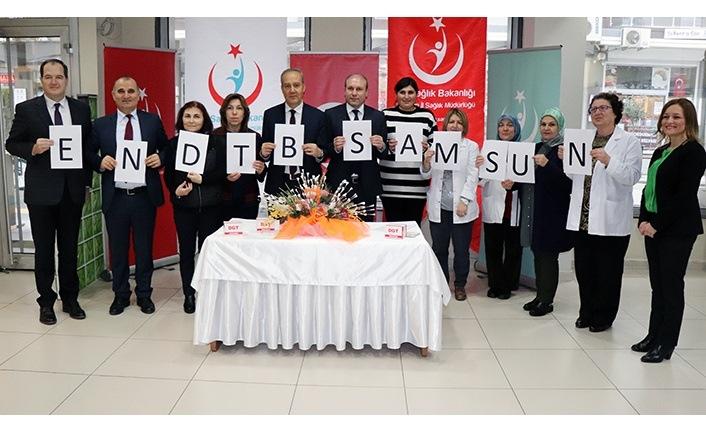 Verem Eğitim ve Propaganda Haftası Samsun'da kutlanıyor