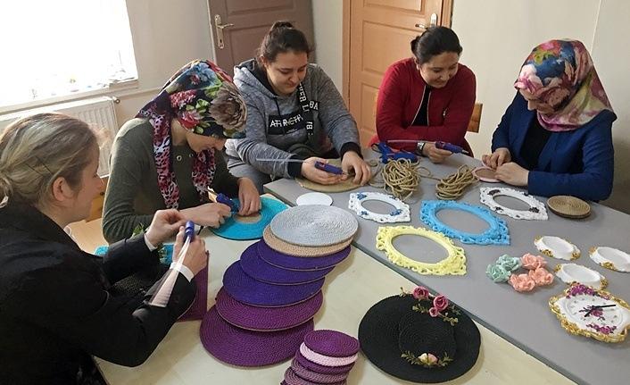 'Anadolu'nun Kadınları' girişimcilik programı Samsun'da